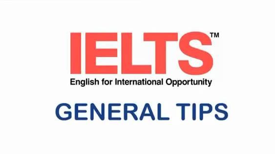 เทคนิคการทำข้อสอบ IELTS